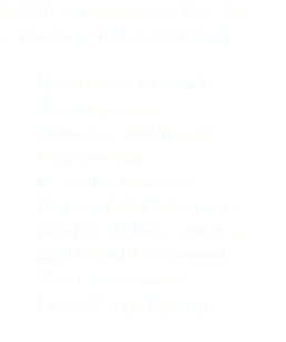 Adam's Tree Service offers free estimates and specializes in: Hazard Tree Removals Fire mitigation Trimming, Limbing and Deadwooding Insurance Removals Forest Health Strategies Pine Beetle Management Mistletoe Management View Enhancement Brush & Log Chipping